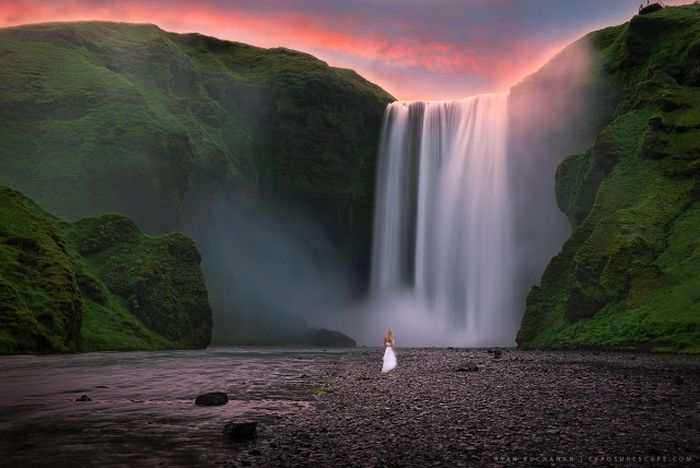 Amazing Pictures Of Humans In Nature