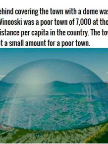The Vermont Town That Wanted To Go Under The Dome