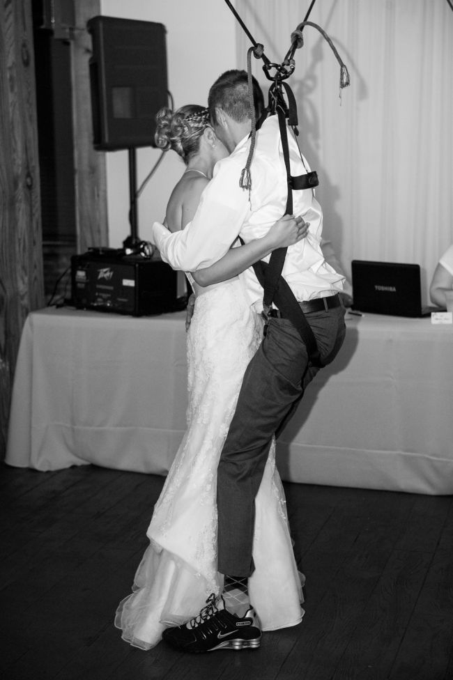 Paralyzed Groom Dances With His Bride