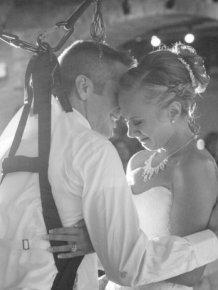 Paralyzed Groom Dances With His Bride