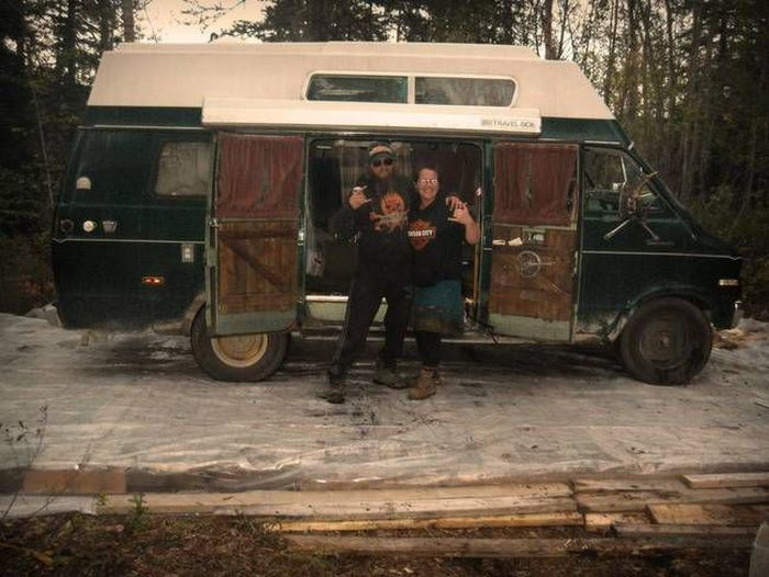 How To Spend The Winter Living In A Camper Van