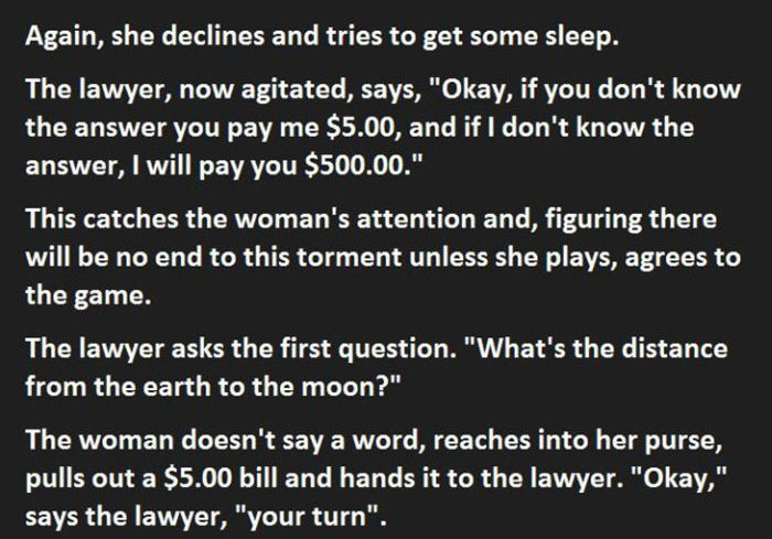 The Best Way To Deal With Annoying Lawyers