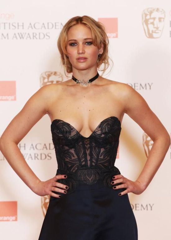 Jennifer Lawrence And Her Wild Wardrobe