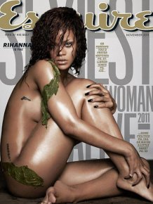 Sexy Celebs Posing Nude On The Covers Of Popular Magazines