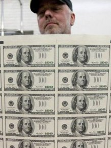 An Inside Look At How American Currency Is Printed