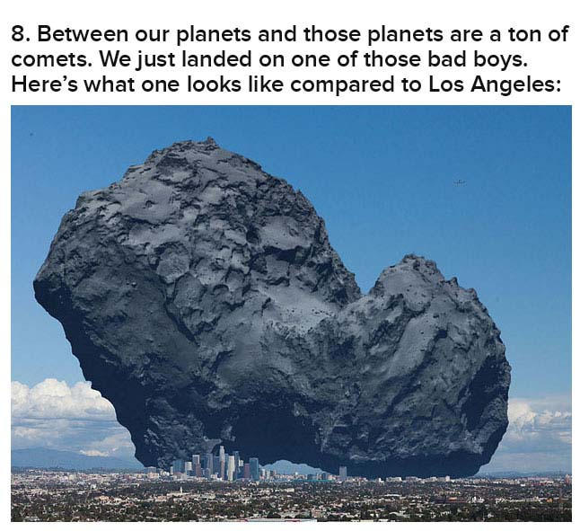 These Pictures Will Make You Question Your Place In The Universe