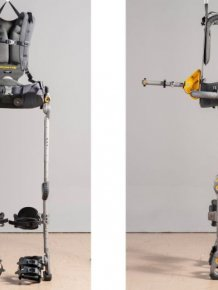 Lockheed Martin Fortis Is The Exoskeleton Of The Future