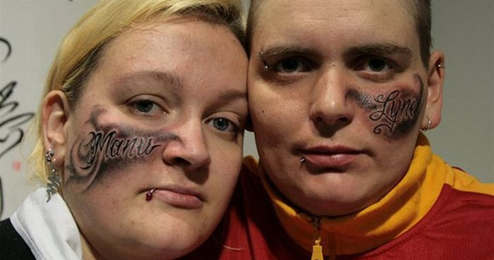 These People Are Definitely Joining The Tattoo Regret Club