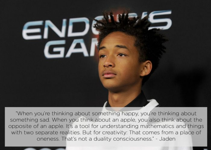Rididculous Quotes From Jaden And Willow Smith's Recent Interview