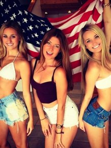 College Girls Are Party Girls