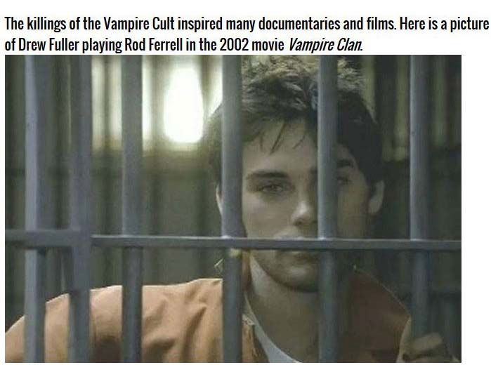 This Real Life Vampire Is Just Real Life Crazy