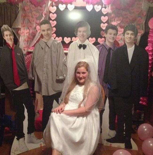 This Girl Has A Really Creepy Obsession With One Direction