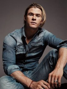 Chris Hemsworth Is Named Sexiest Man Of 2014