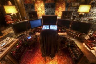 Hans Zimmer Has A Beautiful Music Studio