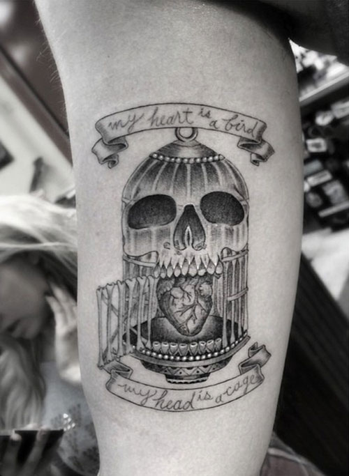 9c4d1a266 Dr. Woo Creates Some Epic Tattoo Art | Art