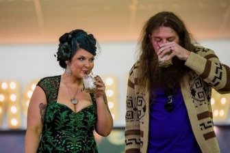 This Big Lebowski Themed Wedding Is Just The Best