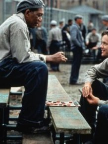 Andy And Red From The Shawshank Redemption Then And Now