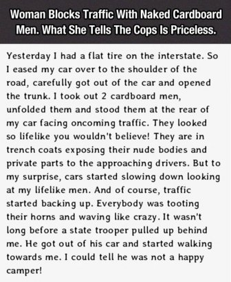 Put This Under Things You Should Never Say To The Police