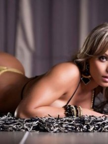 Meet The 2014 Winner Of Miss BumBum Brazil
