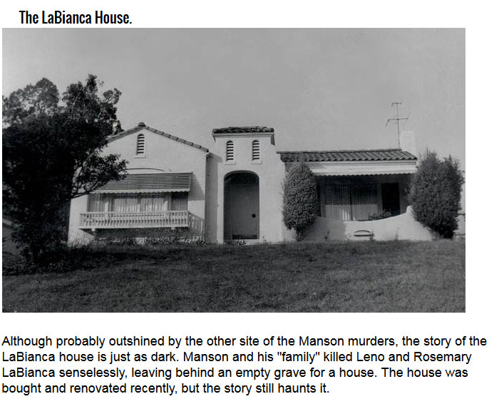 Famous Houses With A Dark Past