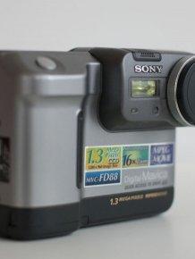 Sony Mavica MVC-FD88