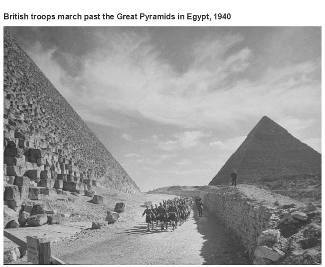 Amazing Moments From History Captured In Photographs