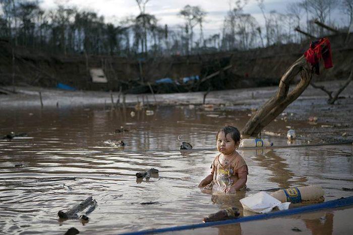 Illegal Gold Mining Is Destroying Peru