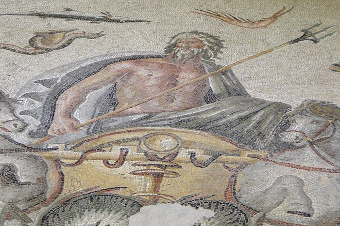 Turkey Has Uncovered These 2,000 Year Old Mosaics