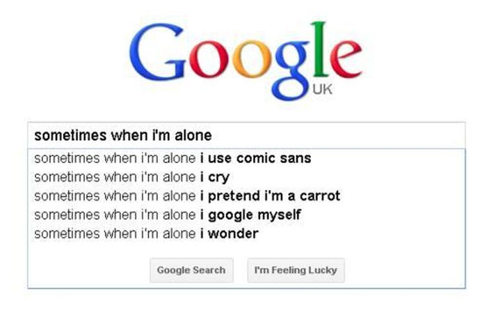 Sometimes Google Just Totally Nails It