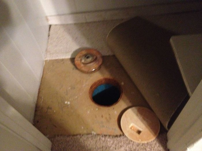 Finding A Secret Safe In Your New Home
