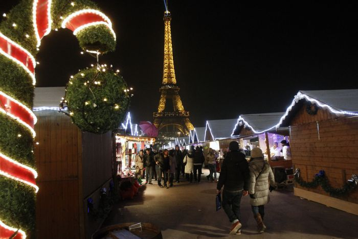 Europe Is Ready For Christmas