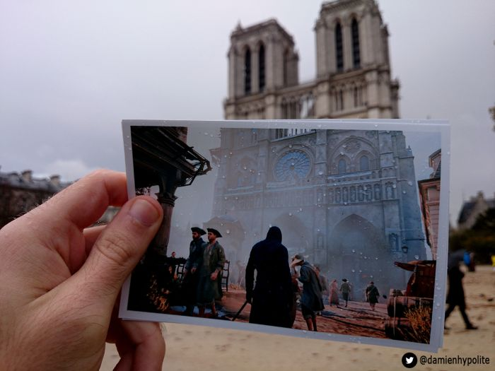 Assassin's Creed Locations In Real Life