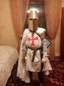 How To Make Your Own Knight Costume