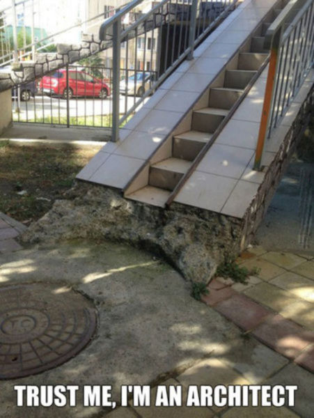 Who Let These Construction Fails Happen?