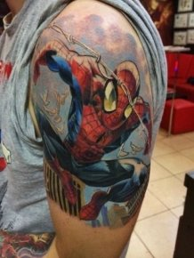 These Tattoos Are Just Plain Awesome