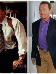 The Cast Of True Lies Then And Now