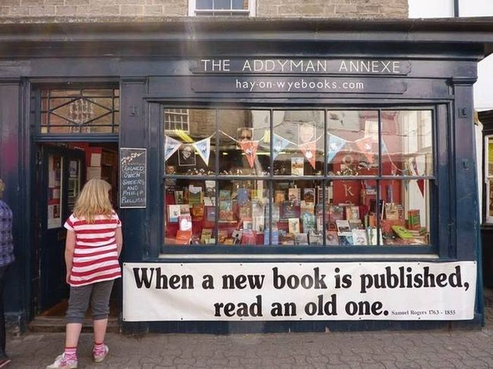 This Is The Best Bookstore Ever
