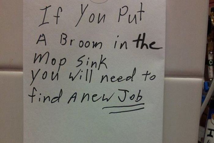 These Passive Aggressive Notes Nailed It