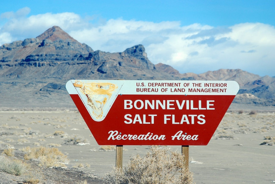 Fastest Cars from Bonneville