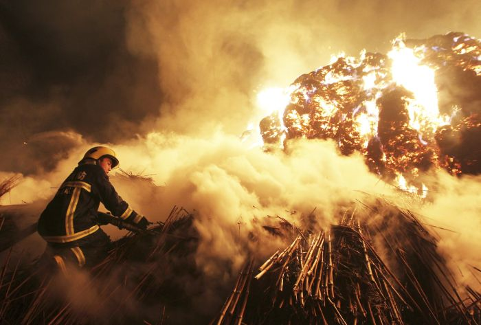 Some Of The Most Amazing News Photos Of 2014, part 2014