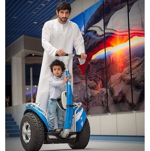 The Exciting Life Of Hamdan Bin Mohammed