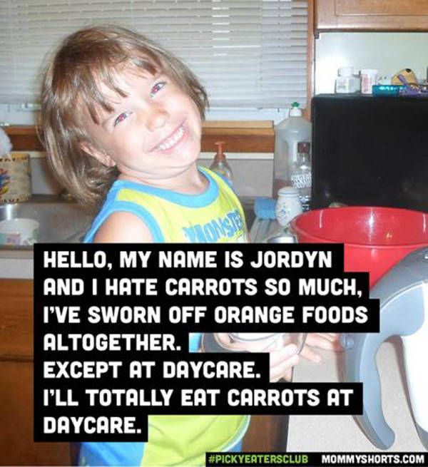 You Can't Help But Laugh At The Eating Habits Of Kids
