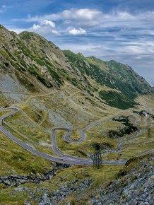 Transfagarasan - the best road in the World