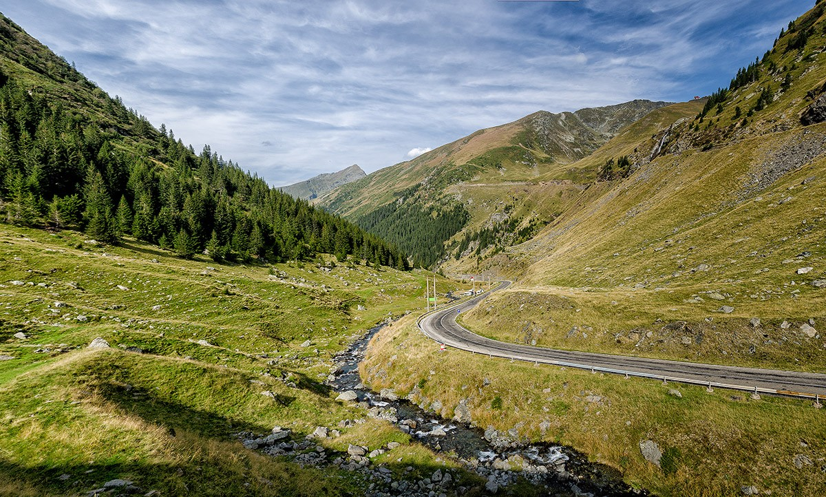 Transfagarasan - the best road in the World