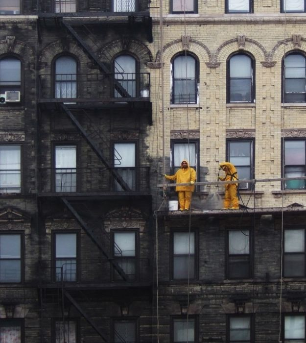 These People Make Power Washing Look Epic