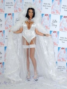 Can Katie Price's Bust Get Any Bigger?