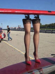 Hilarious car modifications