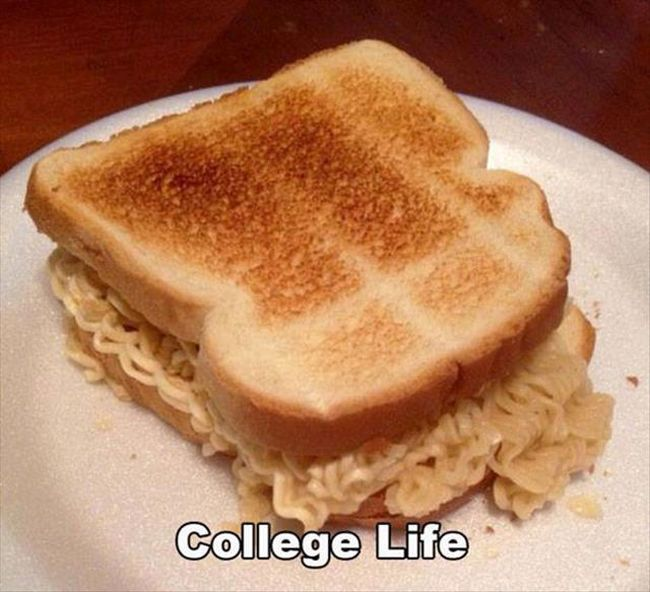 College Life Gets Summed Up Perfectly In These Pictures