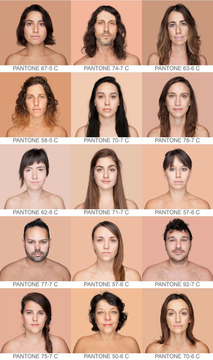 Brazilian Artist Shows How We're All Similar But Unique
