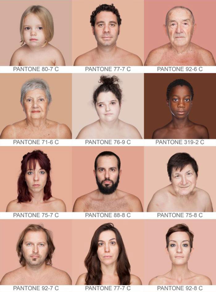 Brazilian Artist Shows How We're All Similar But Unique